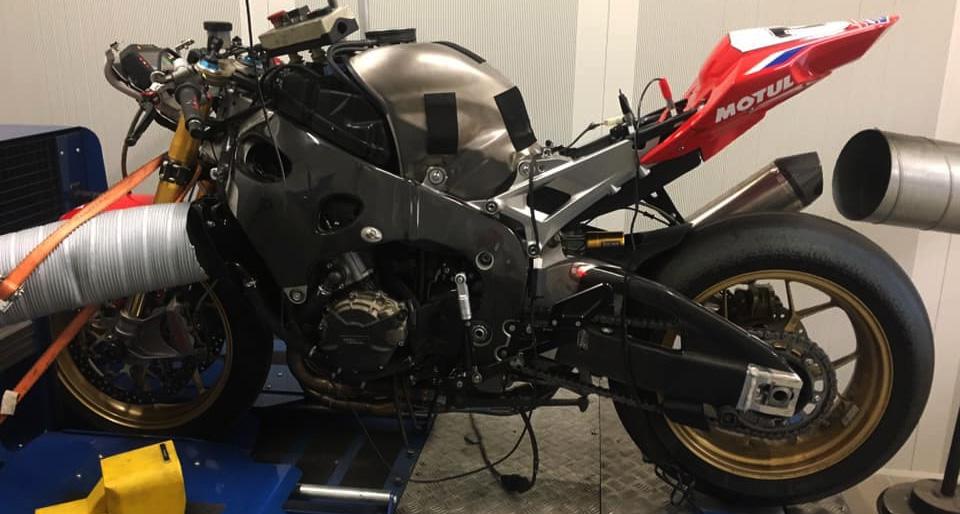 banc de puissance moto