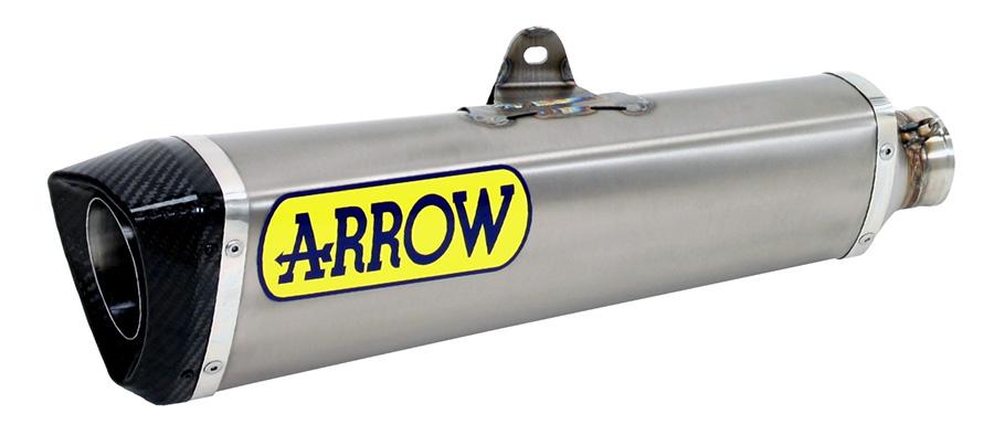 échappement moto arrow