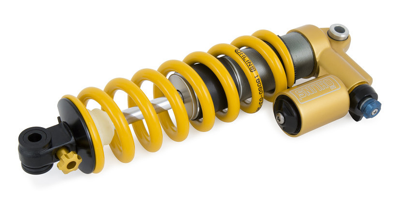 suspension pour moto ohlins